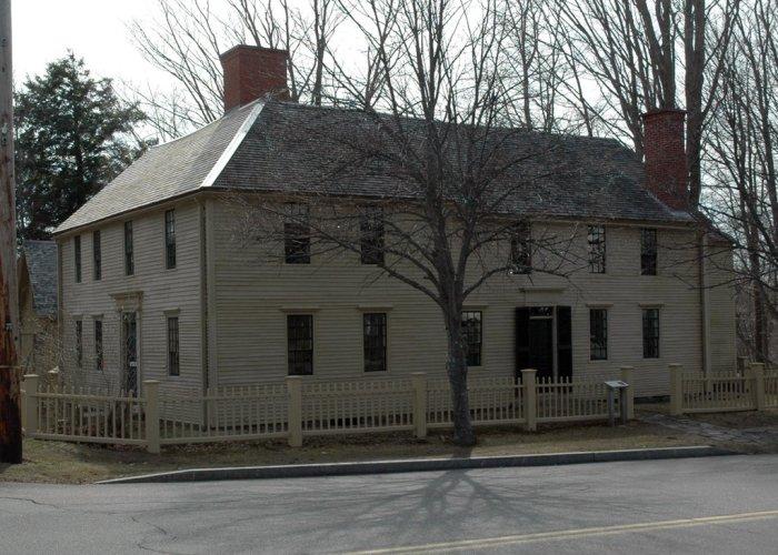 Emerson-Wilcox House