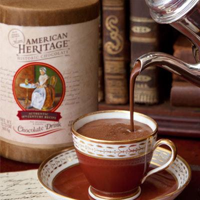 Jan 23 - American Heritage Chocolate