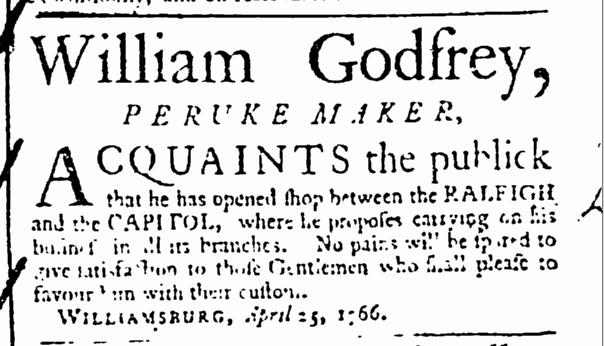 May 4 - 5:2:1766 Virginia Gazette