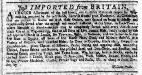 May 4 - 7:25:1751 Virginia Gazette