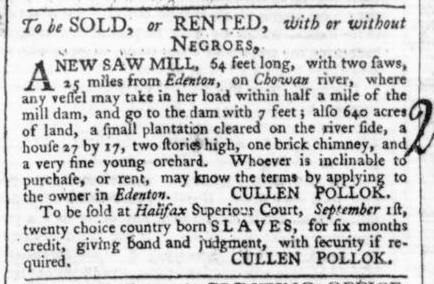 Jul 11 - 7:11:1766 Virginia Gazette