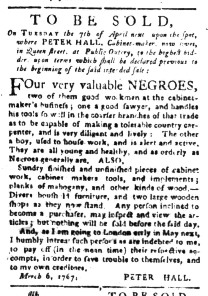 Mar 23 - South Carolina Gazette Slavery 9