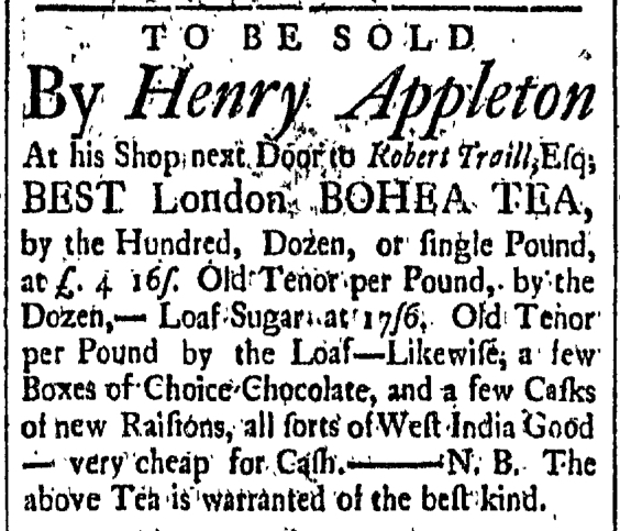 Apr 17 - 4:17:1767 New-Hampshire Gazette