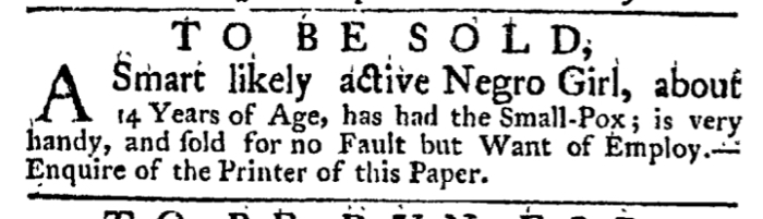 Apr 2 - 4:2:1767 New York Gazette Weekly Post-Boy