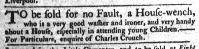Apr 21 - South-Carolina Gazette and Country Journal Slavery 8
