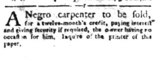 Apr 27 - South Carolina Gazette Slavery 6