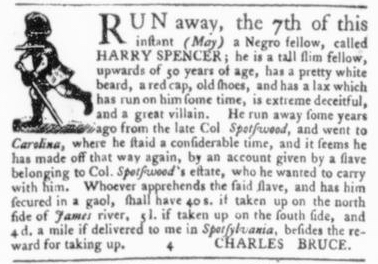 Jun 4 - Virginia Gazette Slavery 2