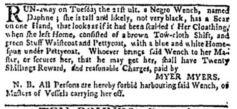 May 4 - New-York Mercury Slavery 2