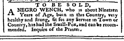 Aug 3 - Pennsylvania Chronicle Slavery 2