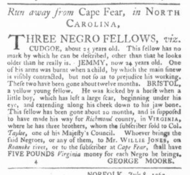 Jul 23 - Virginia Gazette Slavery 5