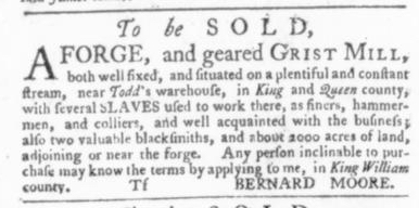 Jul 23 - Virginia Gazette Slavery 7