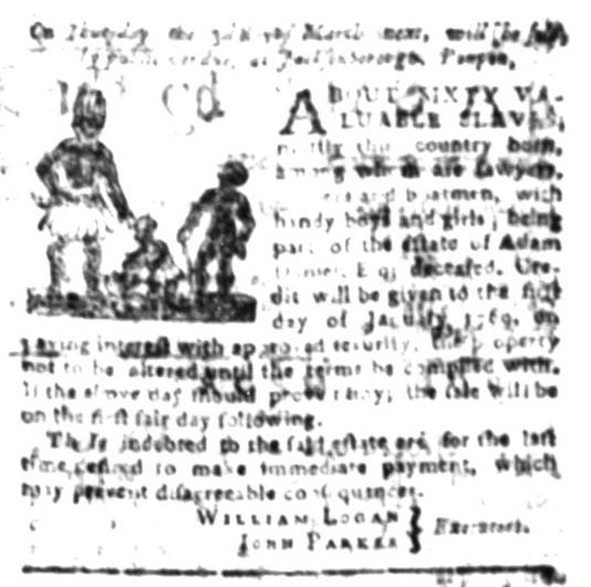Jul 27 - South Carolina Gazette Slavery 4