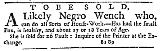 Aug 13 - New-York Journal Supplement Slavery 1