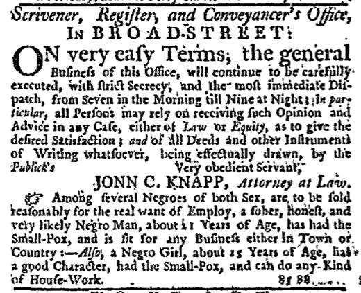 Aug 20 - New-York Journal Slavery 1