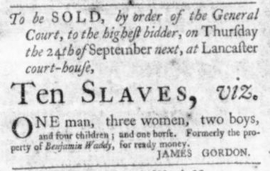 Aug 20 - Virginia Gazette Slavery 4