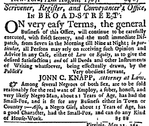 Sep 3 - New-York Journal Slavery 5