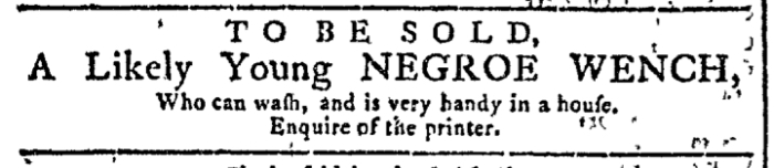 Sep 30 - Georgia Gazette Slavery 4