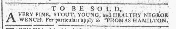 Oct 14 - Georgia Gazette Slavery 4