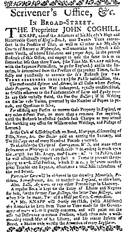 Oct 5 - New-York Mercury Slavery 2