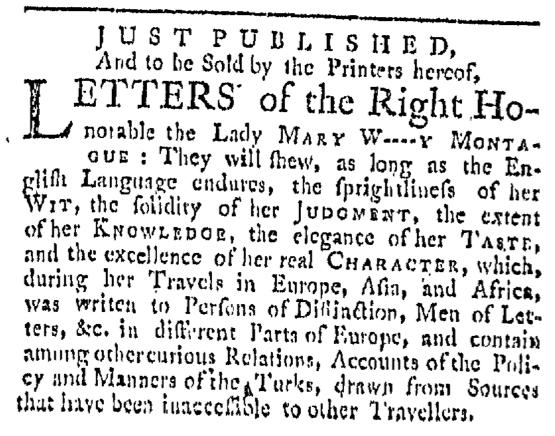 Sep 5 - 9:5:1767 Providence Gazette