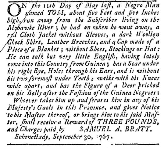Nov 12 - New-York Journal Supplement Slavery 2