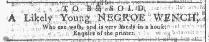 Nov 18 - Georgia Gazette Slavery 3