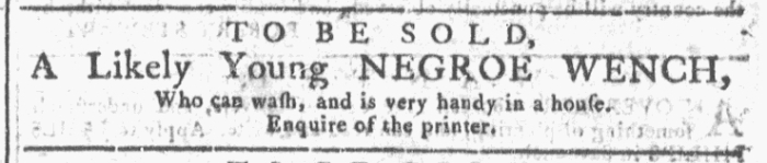 Oct 21 - Georgia Gazette Slavery 11