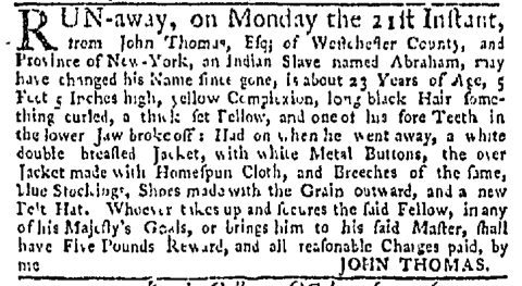 Oct 26 - New-York Mercury Slavery 2