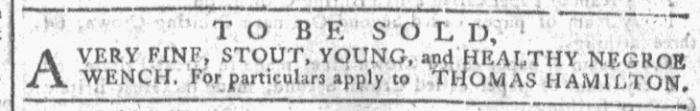 Oct 28 - Georgia Gazette Slavery 10