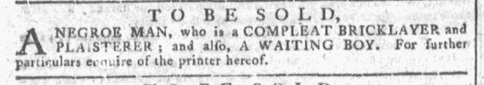 Oct 28 - Georgia Gazette Slavery 2