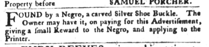 Dec 15 - South-Carolina Gazette and Country Journal Slavery 4