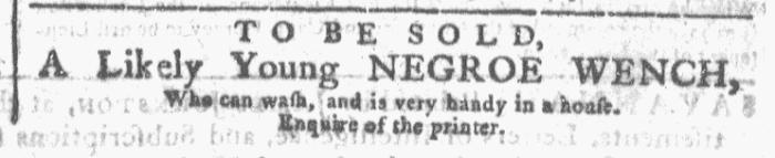 Dec 16 - Georgia Gazette Slavery 6