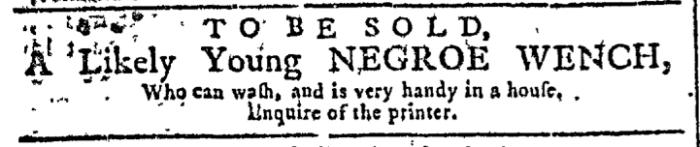 Dec 9 - Georgia Gazette Slavery 4