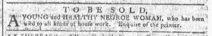 Feb 10 - Georgia Gazette Slavery 8