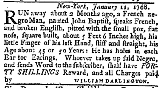 Jan 14 - New-York Journal Slavery 1
