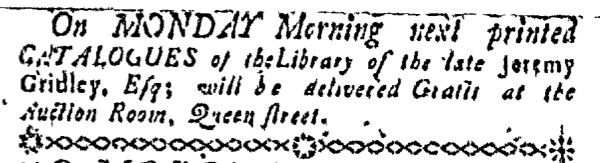 Jan 31 - 1:28:1768 Massachusetts Gazette