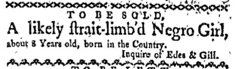 Jan 4 - Boston-Gazette Slavery 2
