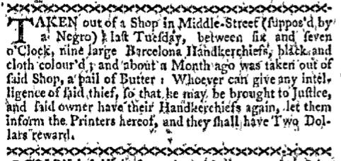 Jan 4 - Boston-Gazette Slavery 4
