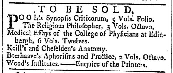 Apr 10 - 4:9:1768 Providence Gazette