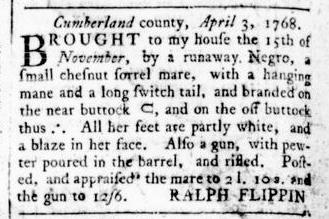 Apr 14 - Virginia Gazette Rind Slavery 3
