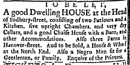 Apr 18 - Boston Evening-Post Slavery 2