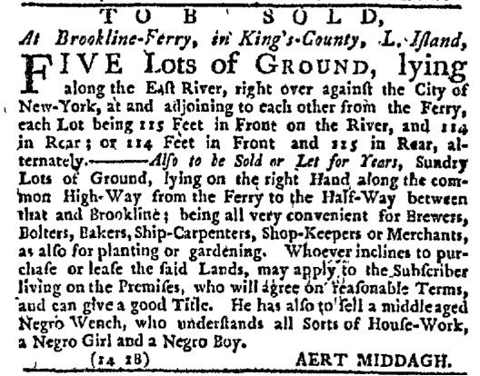 Apr 21 - New-York Journal Supplement Slavery 2