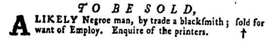 Apr 21 - Pennsylvania Gazette Supplement Slavery 4