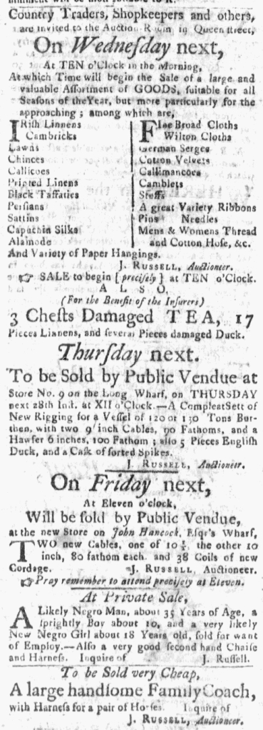Apr 25 - Boston Post-Boy Slavery 1