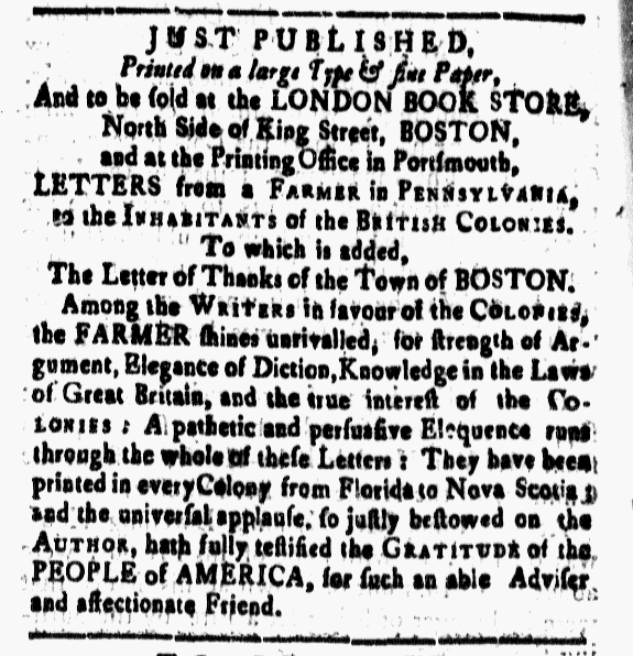 Apr 29 - 4:29:1768 New-Hampshire Gazette