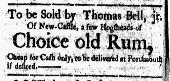 Apr 8 - 4:8:1768 New-Hampshire Gazette
