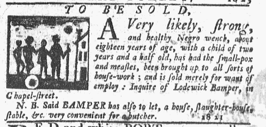 May 5 - New-York Journal Supplement Slavery 1