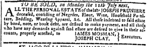 Jun 1 - Georgia Gazette Slavery 3