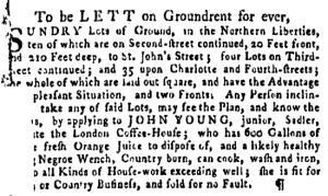 Jun 2 - Pennsylvania Gazette Supplement Slavery 1