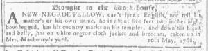 May 25 - Georgia Gazette Slavery 8